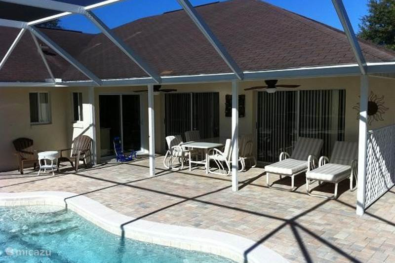 Vakantiehuis Verenigde Staten, Florida, Palm Coast Villa Luxe Villa in Palm Coast