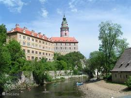 Certainly do: visit Cesky Krumlov, this Unesco town offers something for everyone