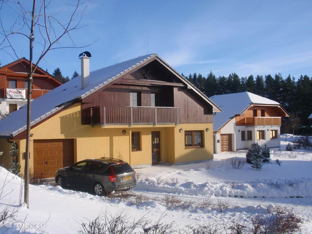 Vakantiehuis Tsjechië, Lipnomeer, Lipno nad Vltavou Villa villa Van Schaik- Lipno