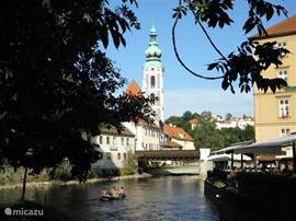 The beautiful historic town of Ceske Krumlov.Unesko protected and 30 minutes from our house. You will certainly return!