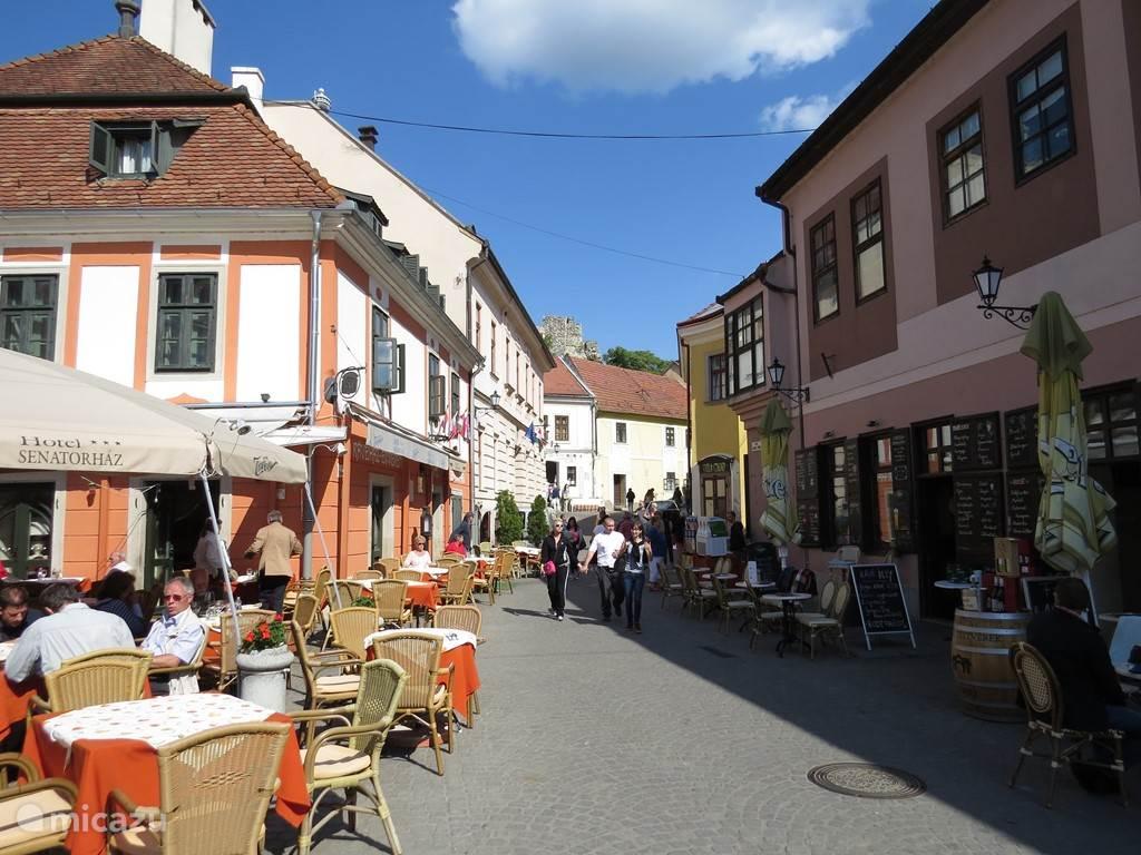 Winkelen en eten in Eger, lekker , goedkoop en kwaliteit