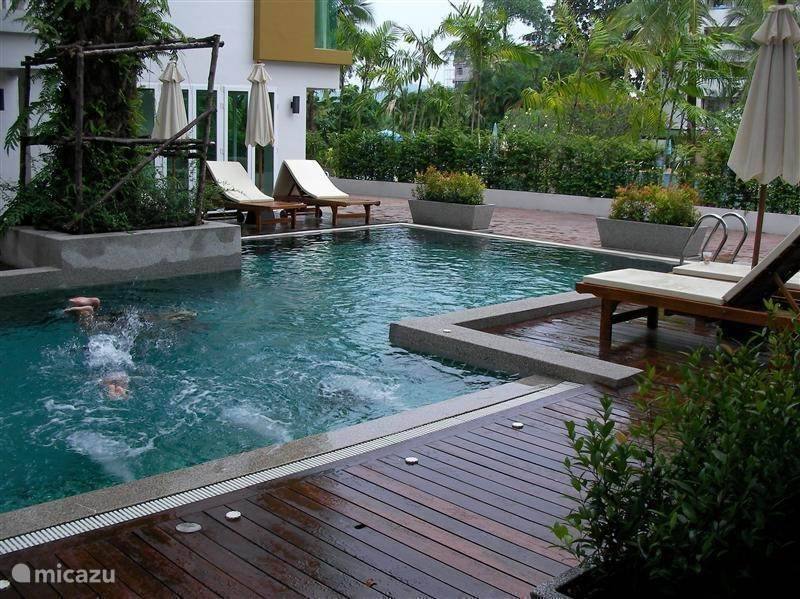 Ferienwohnung Thailand – appartement The Haven Lagoon