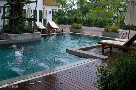 Vakantiehuis Thailand – appartement The Haven Lagoon