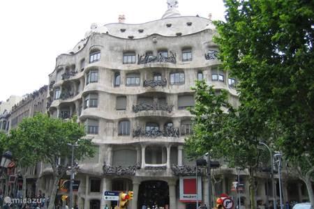 Barcelona, Girona, Figueres Dali museum, badplaatsen Platja d'Aro en Palamos.