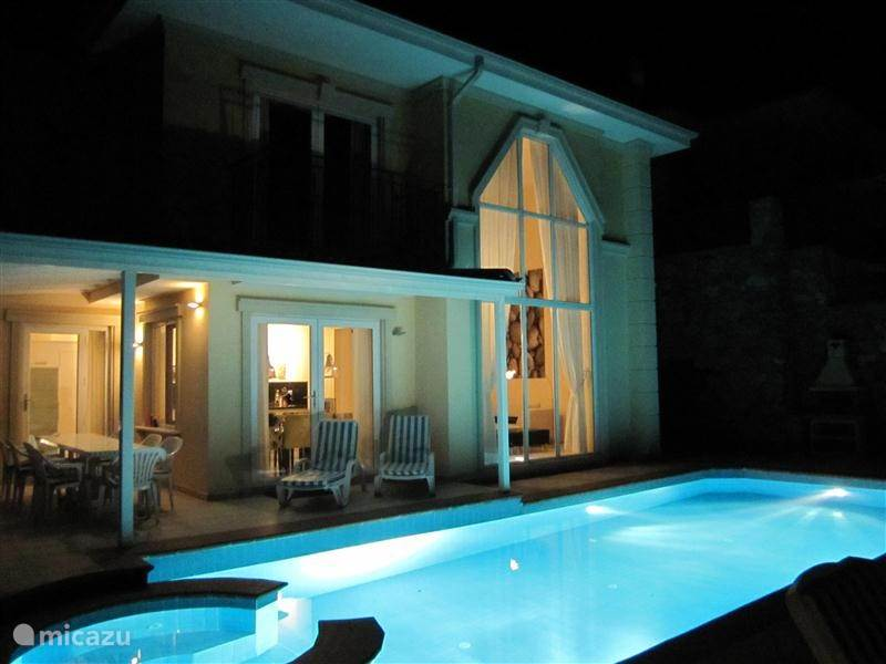 Vakantiehuis Turkije, Turkse Rivièra, Alanya - villa Olympos-5
