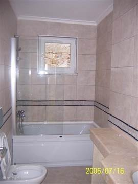 Luxe badkamers met bad