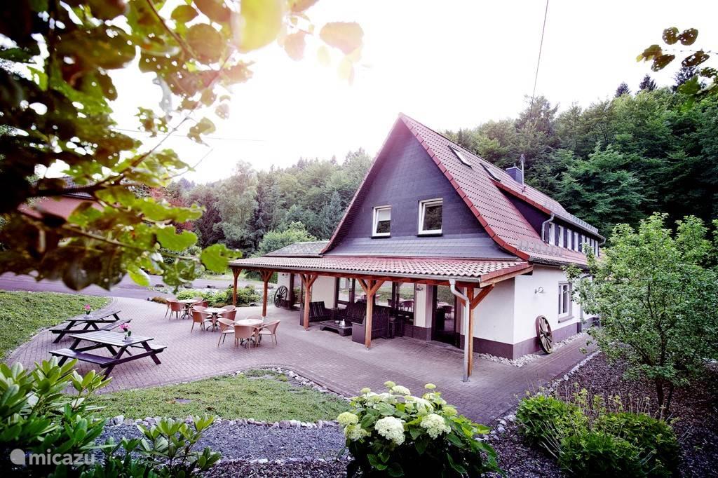 villa westerwaldvakantievilla in schutzbach westerwald. Black Bedroom Furniture Sets. Home Design Ideas