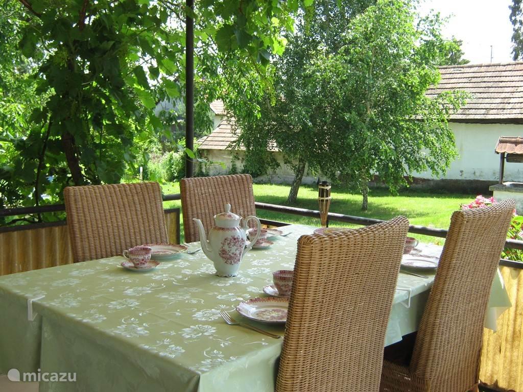 Vakantiehuis Hongarije, Balatonmeer, Szölösgyörök Vakantiehuis Huize Elisabeth