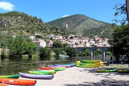Kano Kayak verhuur Roquebrun