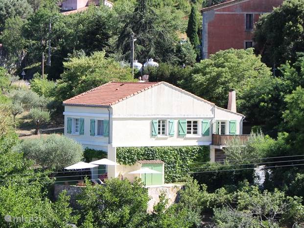 Vakantiehuis Frankrijk, Languedoc-Roussillon, Berlou villa La Vie en Rose