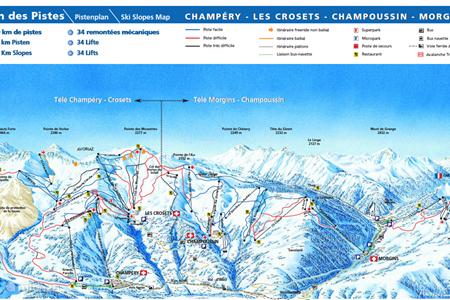 Skigebied CLCF