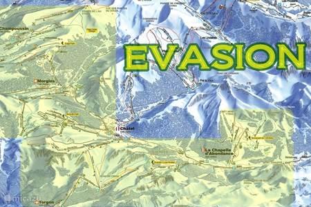 Evasion skigebied