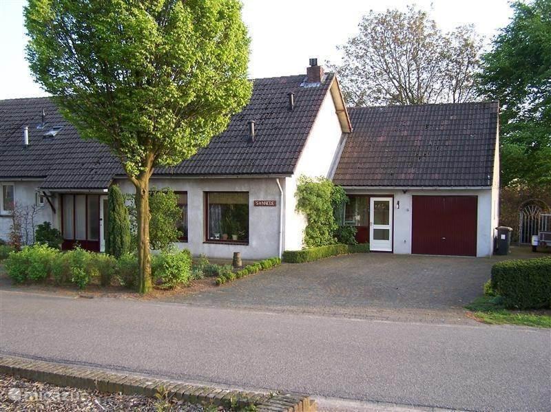 Stedentrip, Nederland, Limburg, Milsbeek, vakantiehuis `t Sonnetje