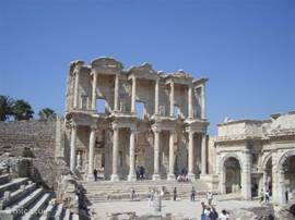 Bibliotheek in Ephese