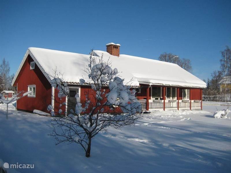 Vakantiehuis Zweden, Dalarna – vakantiehuis Lindesnas
