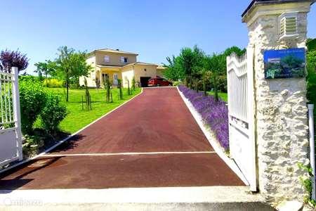 Vakantiehuis Frankrijk, Charente – vakantiehuis Druivenparadijs