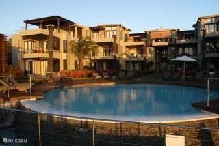 Vakantiehuis Mauritius, Noordwest-Kust, Mont Choisy Appartement Le Cerisier