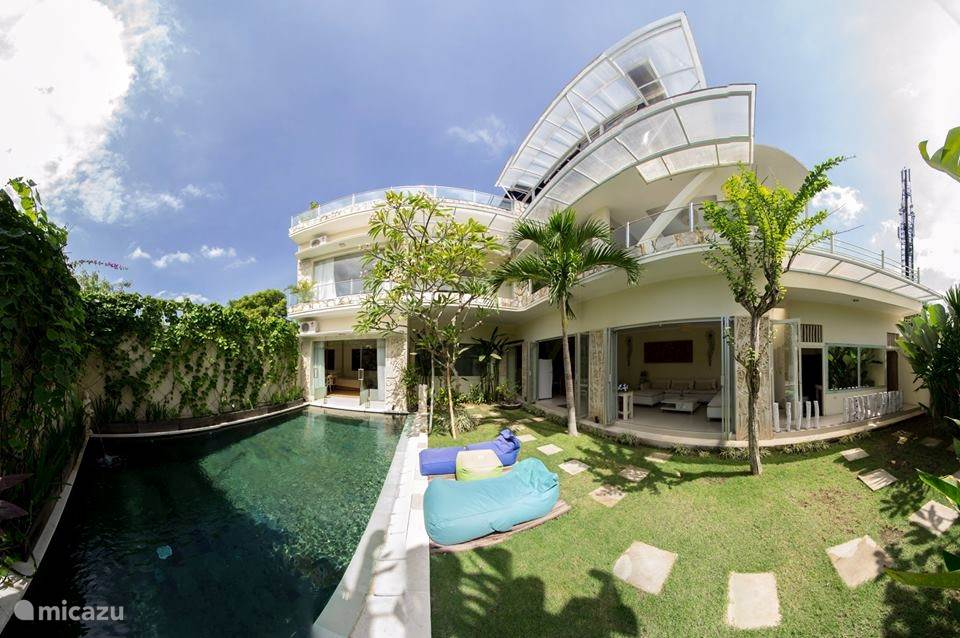Vakantiehuis Indonesië – villa Villa Angelo Oceaan Zicht Bali