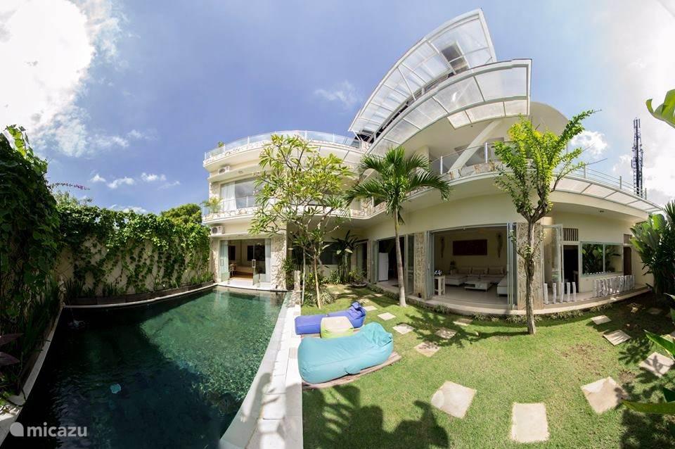 Vakantiehuis Indonesië, Bali, Seminyak - villa Villa Angelo Oceaan Zicht Bali