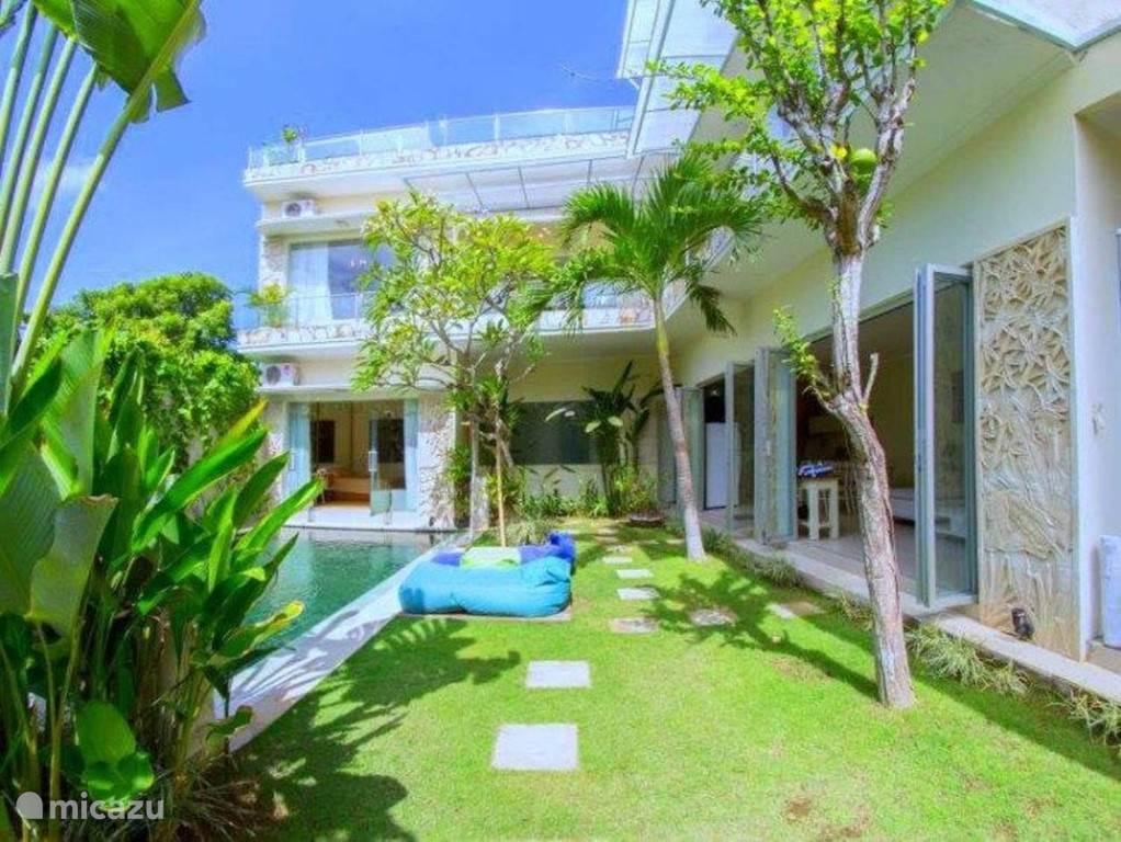 Vakantiehuis Indonesië, Bali, Seminyak Villa Villa Angelo Oceaan Zicht Bali