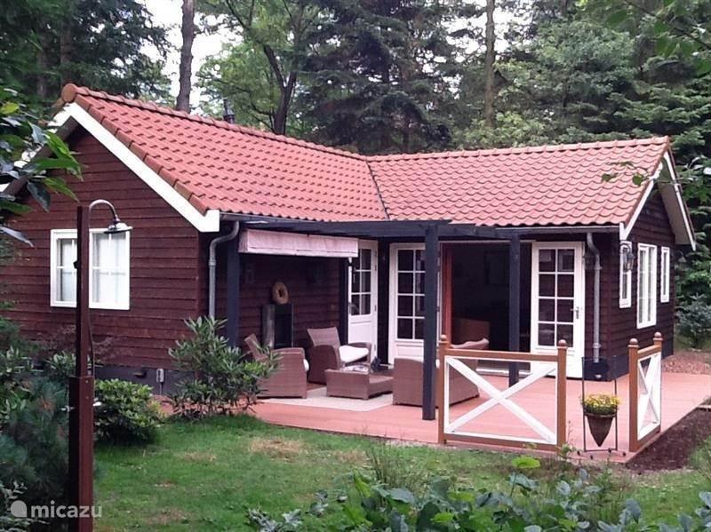 Vakantiehuis Nederland, Gelderland, Ermelo bungalow De Eekhoorn