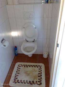 Aparte ruimte voor toilet