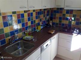 Aparte keuken