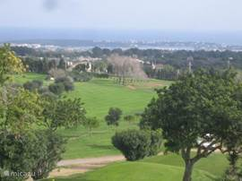 Golfbaan Canyamel de home-course van Nadal