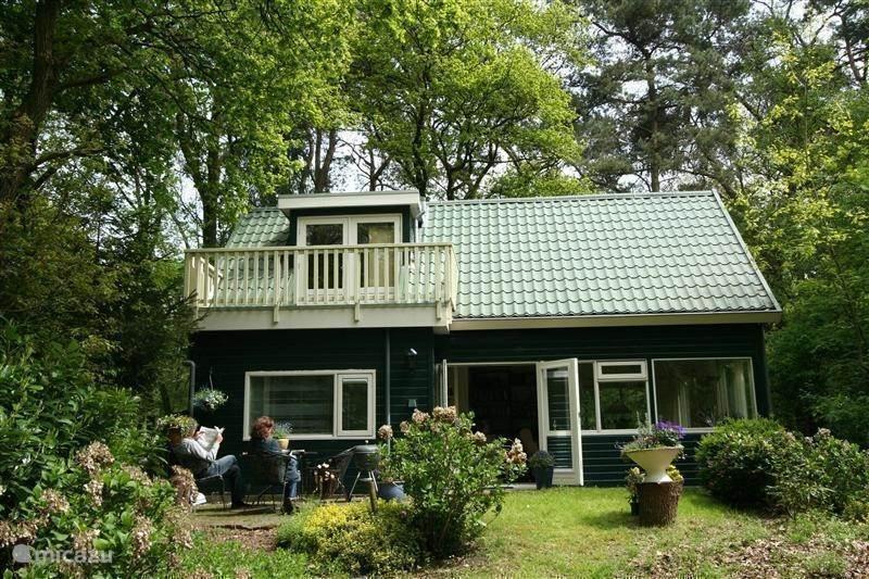 Vakantiehuis Nederland, Overijssel, Dalfsen vakantiehuis Boshuis