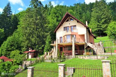 Vakantiehuis Roemenië – chalet Casa Olandeza luxe bergvilla