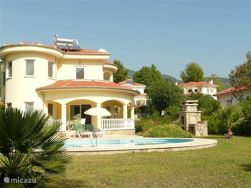 Vakantiehuis Turkije, Lycische Kust, Dalaman - villa Villa Erkin