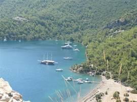 Onderweg naar een dagje luieren aan de idyllische baai van Sarsala