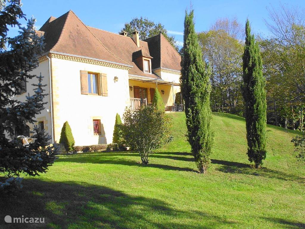 Vacation rental France, Dordogne, Sarlat-la-Caneda villa Beynac