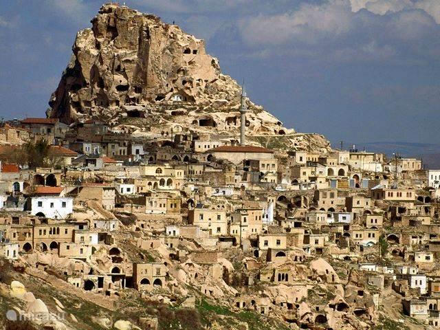 Vakantiehuis Turkije, Centraal-Anatolië – vakantiehuis Grotwoning van Von