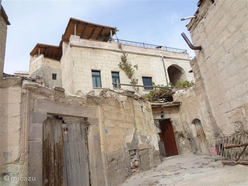 Vakantiehuis Turkije, Centraal-Anatolië, Uçhisar Vakantiehuis Grotwoning van Von