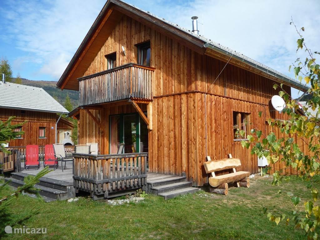 Vakantiehuis Oostenrijk, Stiermarken, Stadl an der Mur - chalet Chalet Lantana