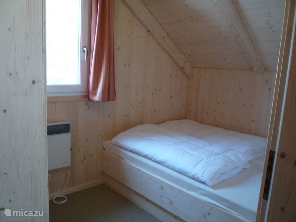 no.4 bedroom with two beds