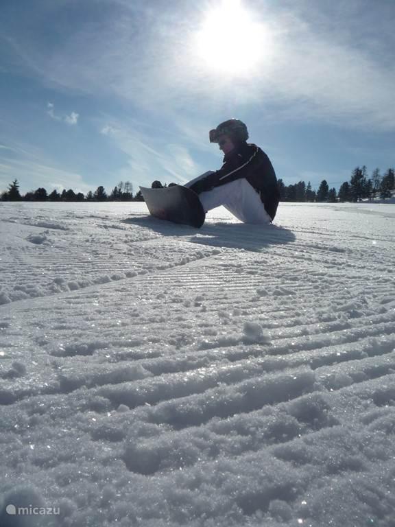 Snowboardfun