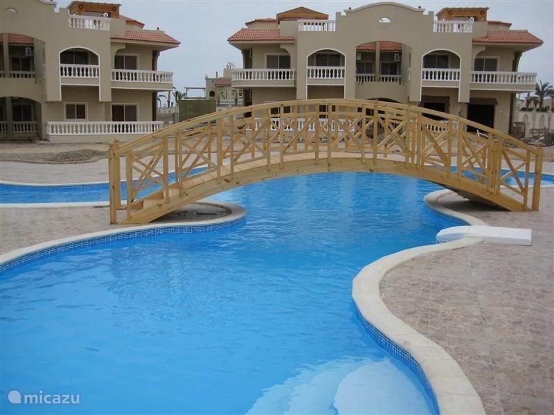 Vakantiehuis Egypte, Rode Zee, Hurghada Villa Grand Resort Hurgarda