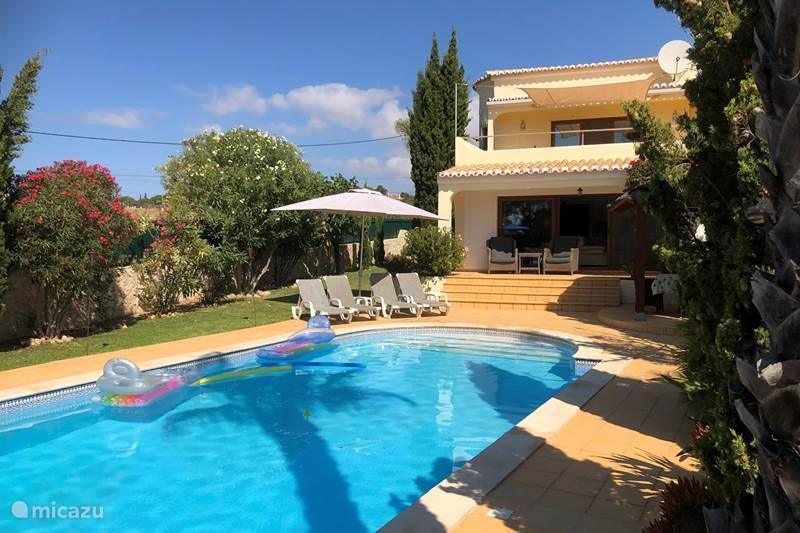 Vakantiehuis Portugal, Algarve, Caramujeira -Lagoa Villa Vila Soalheiro