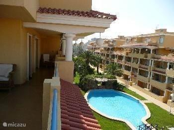 Vakantiehuis Spanje, Costa Blanca, Dénia appartement La Cascada de las Marinas