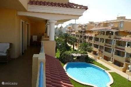 Vacation rental Spain, Costa Blanca, Dénia apartment La Cascada de las Marinas