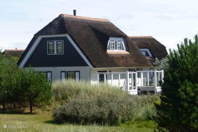 Vakantiehuis Nederland, Ameland, Hollum Vakantiehuis Engelsmandunvilla