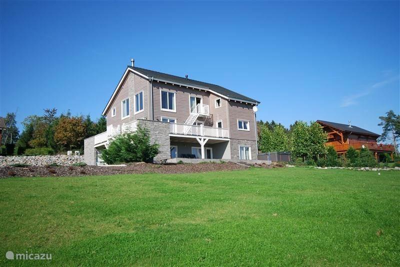 Vakantiehuis België, Ardennen, Durbuy Chalet Chalet Durbuy XL