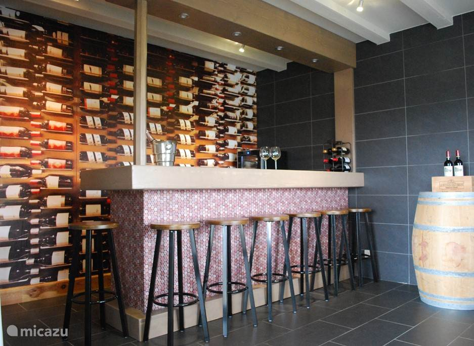 gemütliche Weinbar