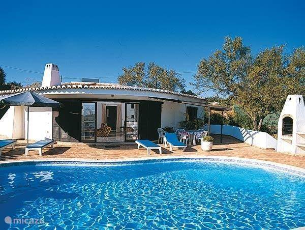 Vacation rental Portugal, Algarve, Carvoeiro - villa Villa Marlique