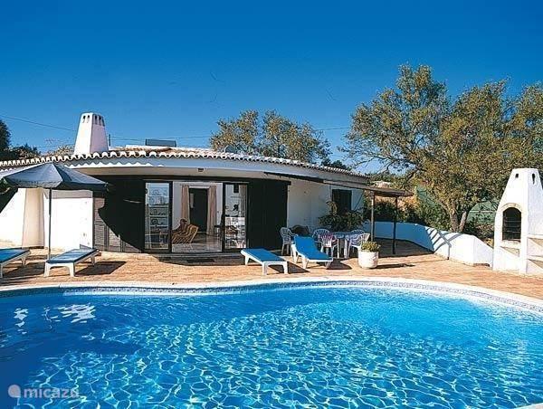 Ferienwohnung Portugal, Algarve, Carvoeiro Villa Villa Marlique ...