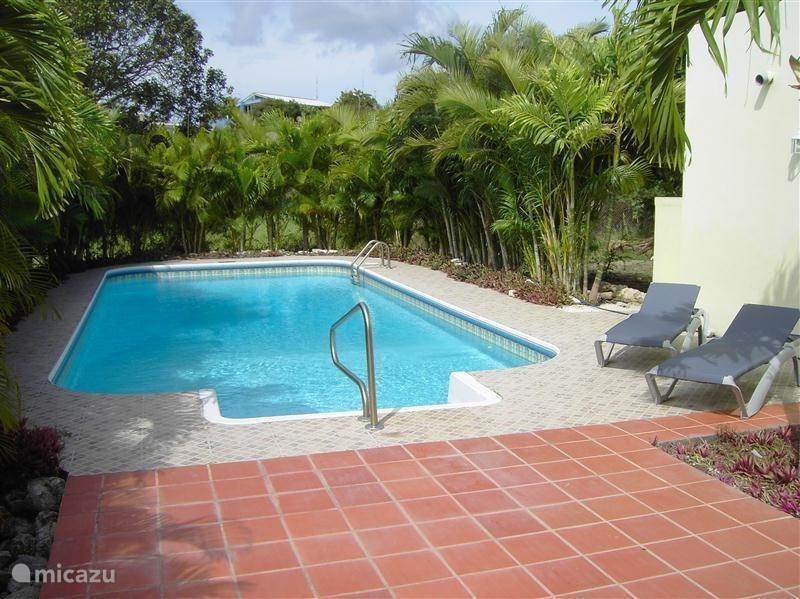 Vacation rental Curaçao, Banda Ariba (East), Spaanse Water villa Hofi Tamarein
