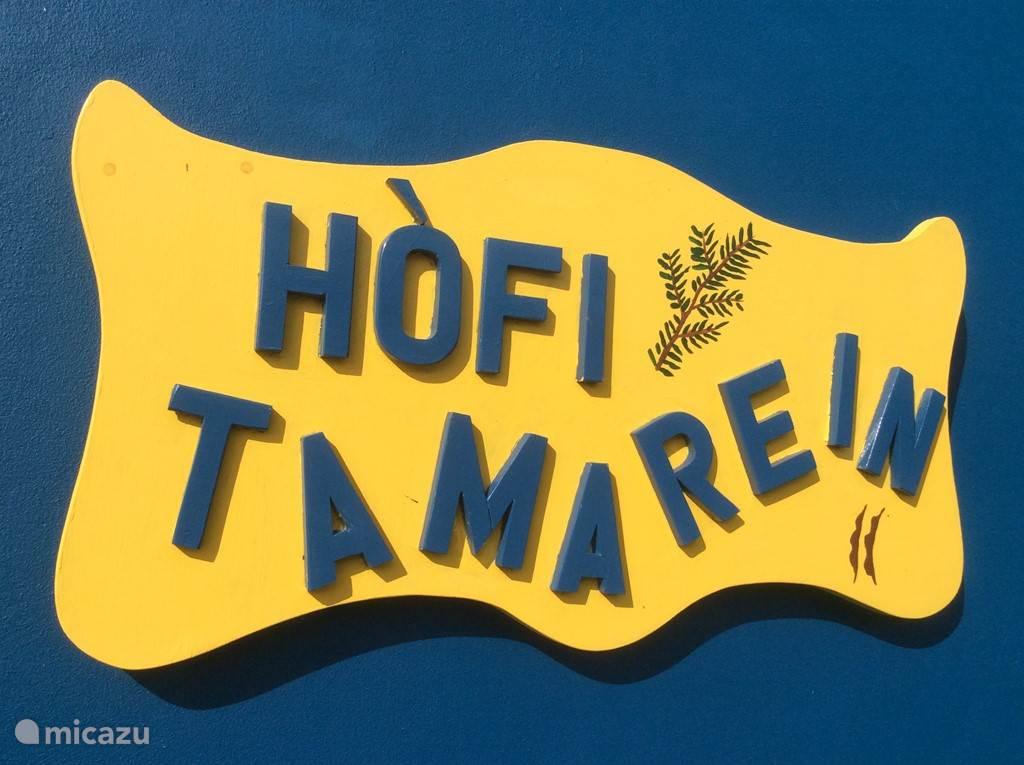 We hebben deze naam gekozen vanwege de Tamarinde bomen die in de buurt staan.