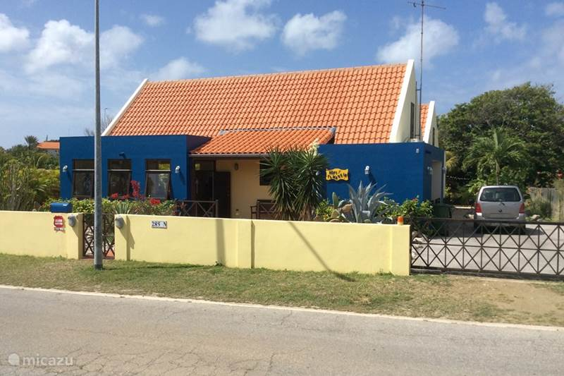 Vacation rental Curaçao, Banda Ariba (East), Spaanse Water Holiday house Hofi Tamarein
